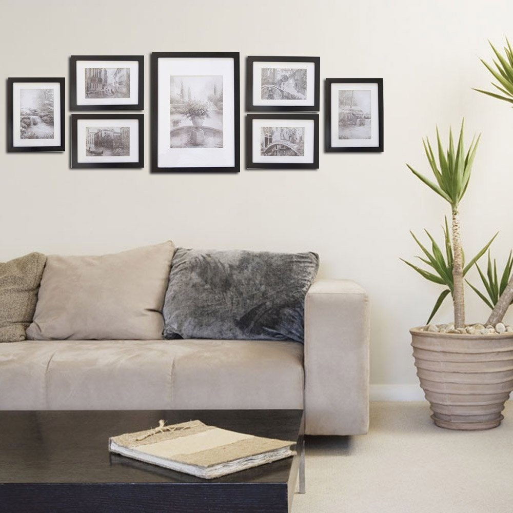 Framed In Style To Decorate Home
