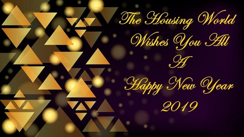 Wishing You A Very Happy New Year 2019