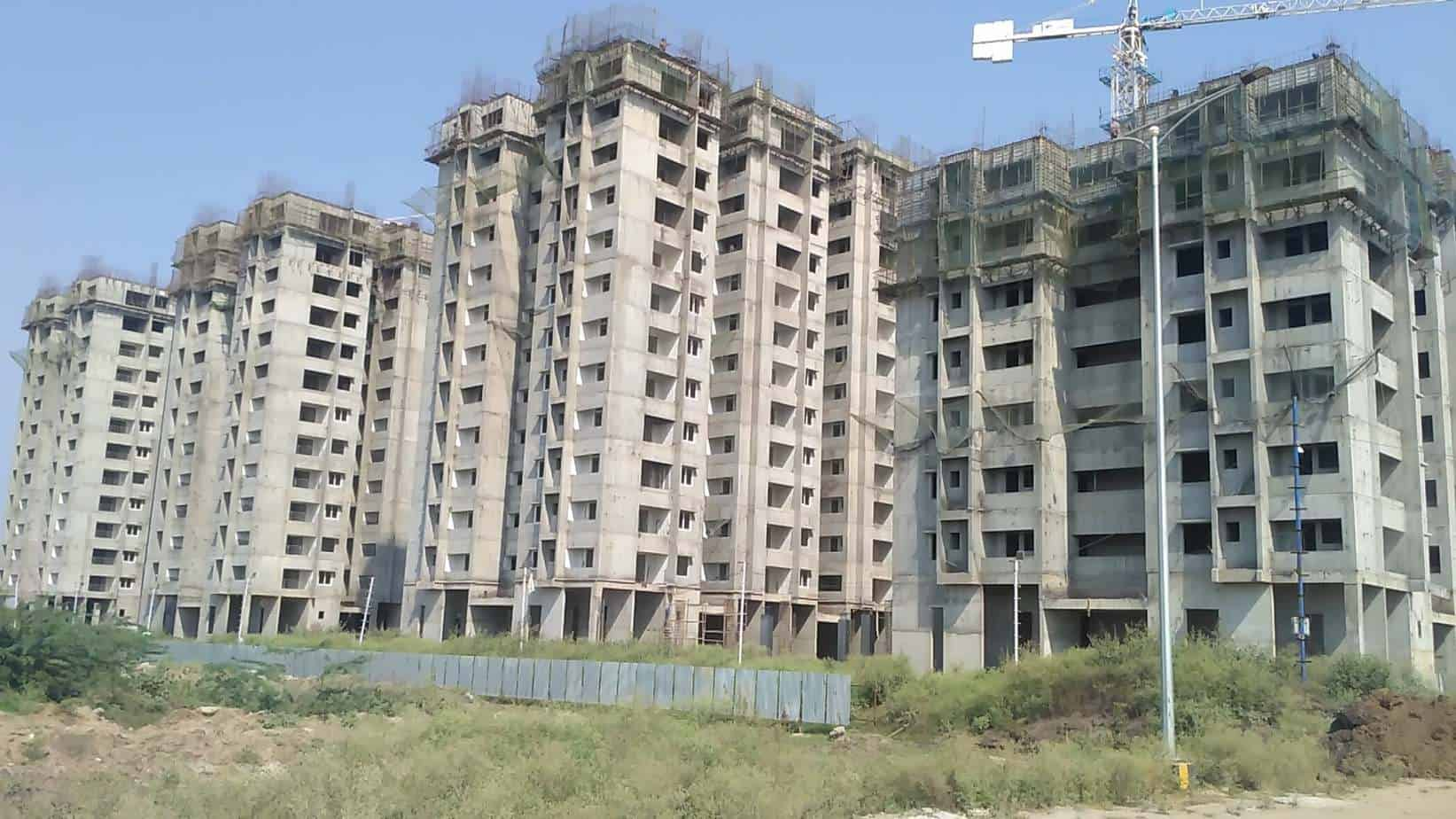 FM Nirmala Sitharaman announces Rs 10,000 cr stress fund for stuck housing projects